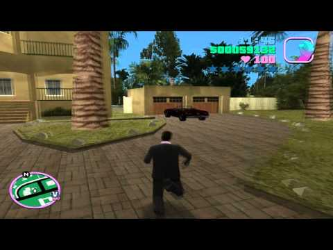 Grand Theft Auto: Vice City – Mission #50 – Sunshine Autos – Wanted List #3 – Stinger