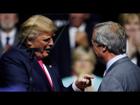 Nigel Farage: Donald Trump can be US president