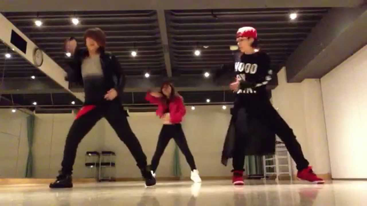 [Dance cover] KAI LAY HyoYeon - Dancing9 - YouTube