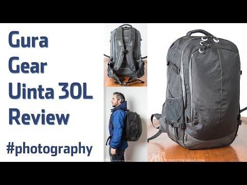 Gura Gear Uinta 30L Review - Outdoor Photography Backpack