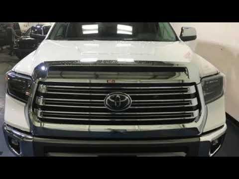 New 2019 Toyota Tundra 4WD Christiansburg VA Blacksburg, VA #TY190789