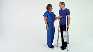 Duke Ambulatory Surgery Center - Instructions for Safe & Proper Use of Crutches