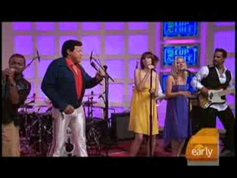Chubby Checker Does The Twist!