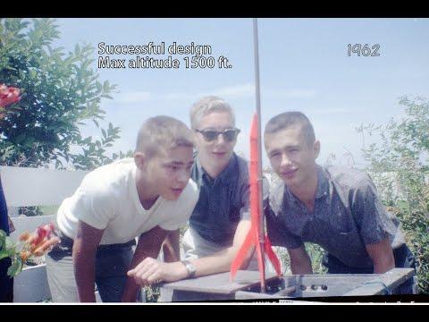 Princeton (Illinois)  Amateur Rocket Society 1961-63