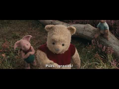 Christopher Robin: un reencuentro inolvidable, de Disney - Tráiler