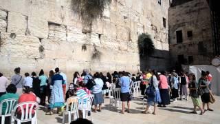 Стена плача, женская часть (Иерусалим) - Footage(Футажи, футажі скачати, скачать футажи, бесплатные футажи, футажи бесплатно, бесплатные футажи скачать..., 2012-03-29T16:55:08.000Z)