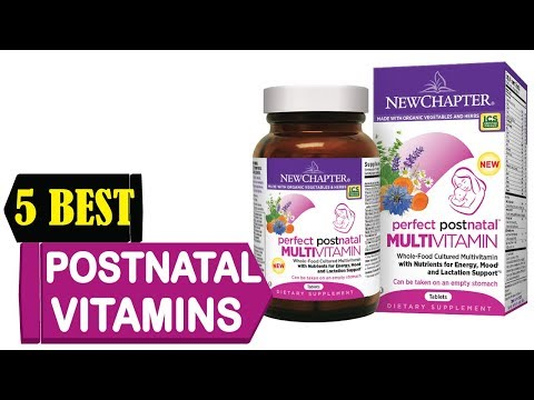 Your Best Guide to Postnatal Vitamins