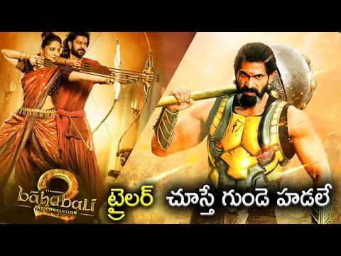 Baahubali 2 The Conclusion Trailer Review | Prabhas, Rana, Anushka, SS Rajamouli