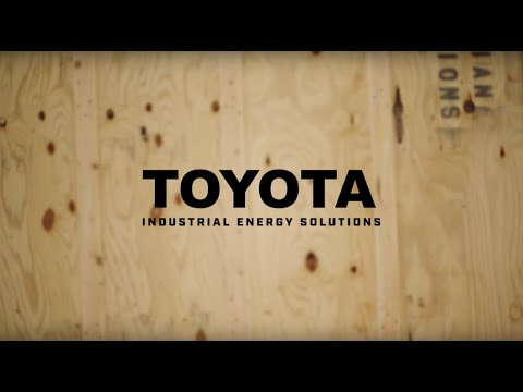 Toyota Material Handling Presents: Toyota Industrial Energy Solutions (TIES)