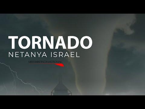Tornado! | Severe Weather In Netanya Israel