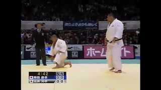 JUDO 2008 Jigoro Kano Cup: Yasuyuki Muneta 棟田 康幸 (JPN) - Yohei Takai 高井 洋平 (JPN)