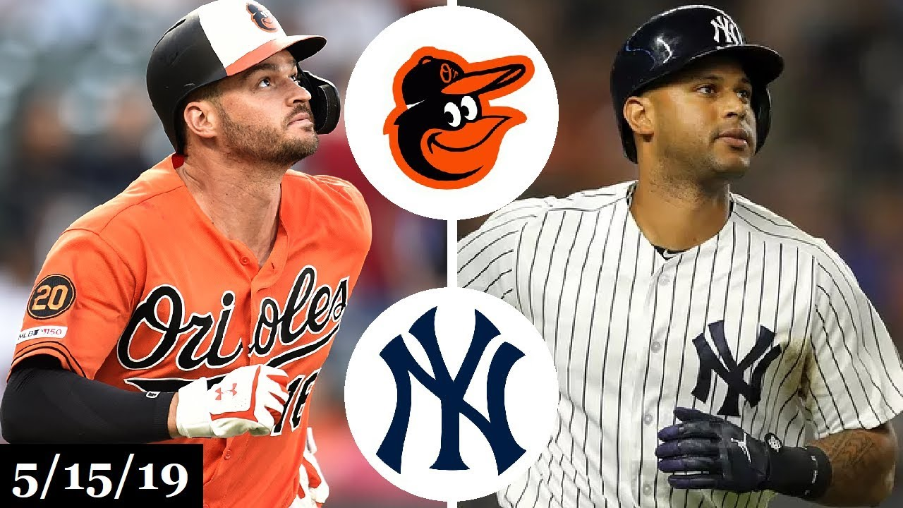 9de5afcc5a5ff6 Baltimore Orioles vs New York Yankees Highlights (Game 2) | May 15 ...