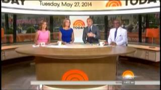 The Today Show ~ Steve Perry appearance with The Eels May 25th 2014 is CAPTURED!