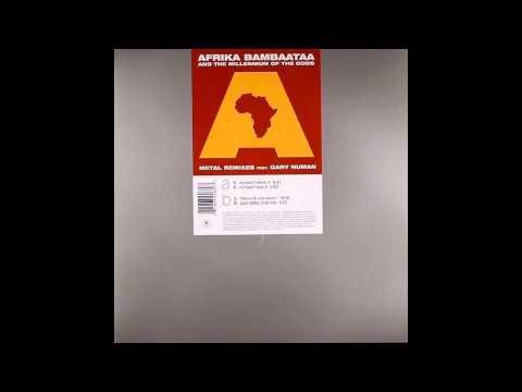 Afrika Bambaataa Featuring Gary Numan – Metal (Friburn & Urik Dub) (2005)