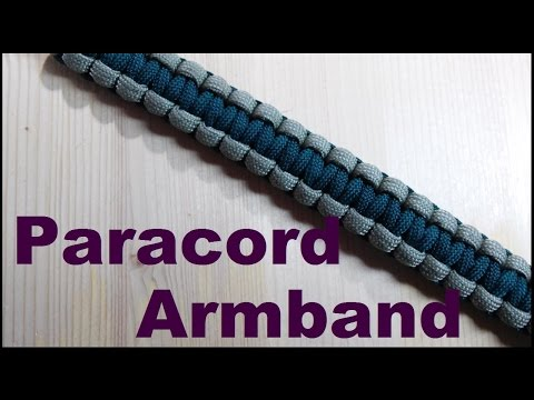 paracord armband anleitung deutsch how to make a paraco. Black Bedroom Furniture Sets. Home Design Ideas