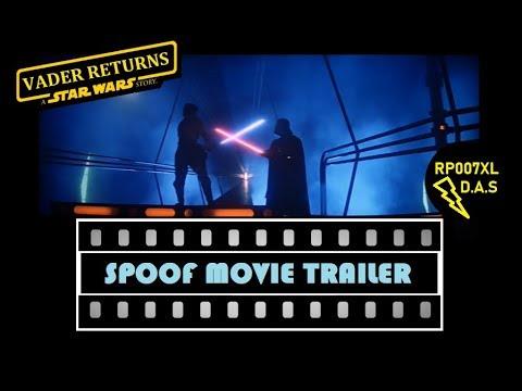 Darth Vader Returns - Fake Trailer