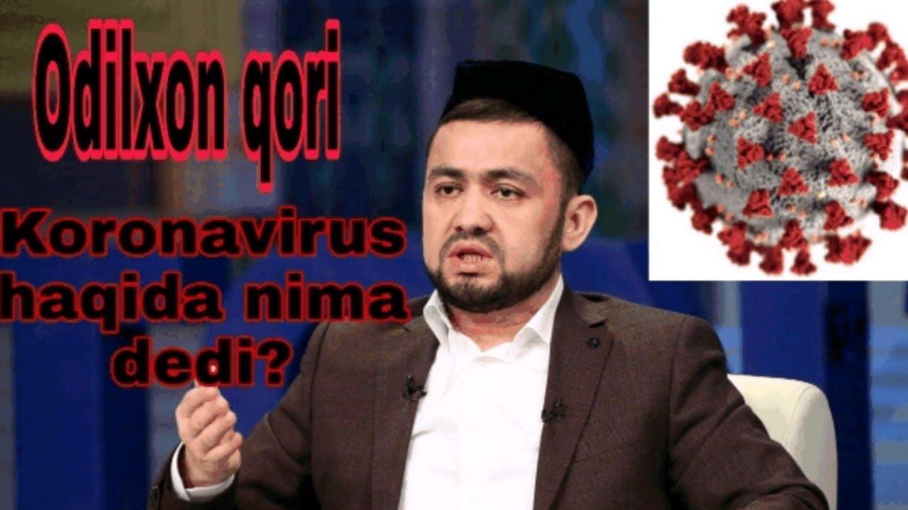 #coronavirus Shoshilinch! nihoyat Odilxon qori koronavirus haqida gapirdi MyTub.uz