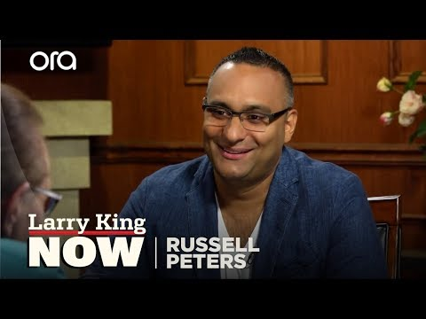 "Russell Peters on ""Larry King Now"" - Full Episode Available in the U.S. on Ora.TV"