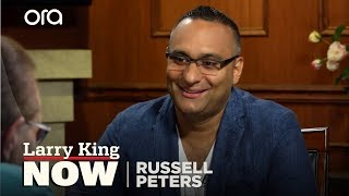 Russell Peters on Why He Hasn't Conquered the American Market