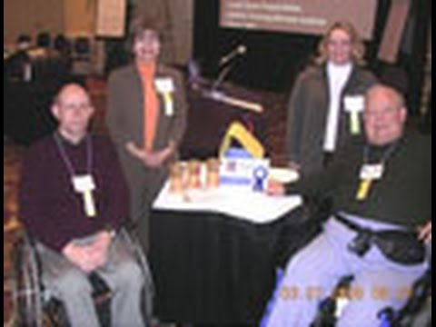 Easter Seals Project ACTION Ensuring Employment and Transportation for People with Disabilities