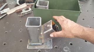 Pocket Rocket  Stove - Part 1