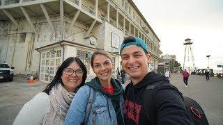 Visite complète de la Prison d'ALCATRAZ à San Francisco!