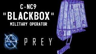 "How to Draw - C-NC9 ""BLACKBOX"" MILITARY OPERATOR (Prey 2017) #28"