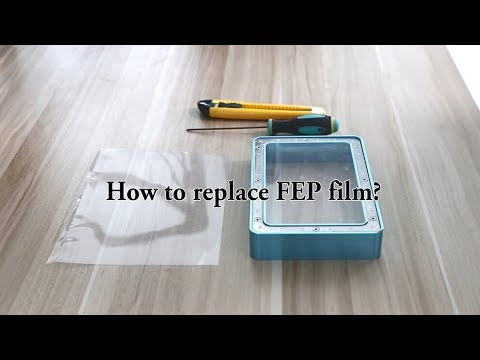 How to print with resin - videos | FEPshop