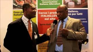 67eme Foire Internationale du Bovin Laitier - Ministre de l'élevage du Mali