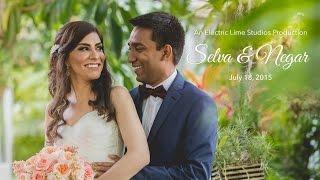 Selva and Negar Wedding Highlights