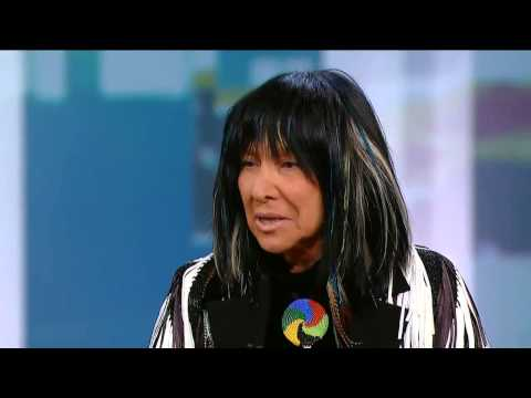 Buffy Sainte-Marie On George Stroumboulopoulos Tonight: INTERVIEW
