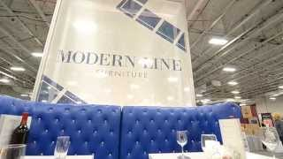 Custom Built Furniture At The Tri - State Food Expo In New Jersey | 2014
