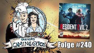 Resident Evil 2: The Ghost Survivors ~ Dagegen war Hunk pipifax! (Gregors Gaming Gyros #240)