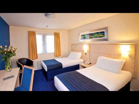 Aberdeen Airport Hotels: Speedbird Inn Video Tour