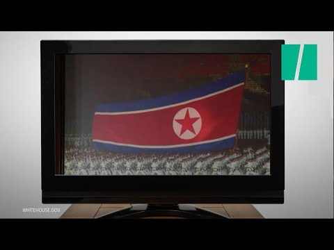 Fake Movie Trailer Trump Made for Kim Jong Un