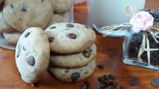 كوكيز بحبيبات الشكولاطة 🍫  cookies recipe