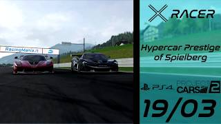 Red Bull Ring Lap Guide - Tour Hypercar Prestige of Spielberg 2020 - XRacer