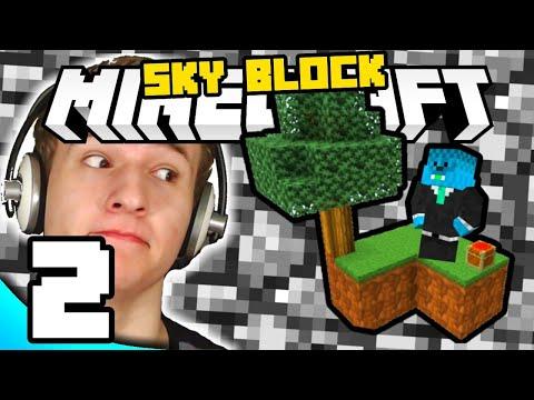 KAMENO DOBA ( Minecraft Sky Block #2 )