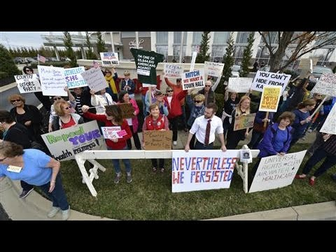 Are Protesters the New Tea Party Movement?