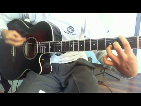Como tocar Entre canibales (Unplugged) (Soda Stereo)