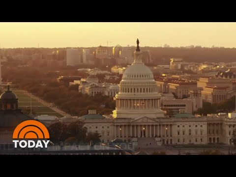Inside Government Shutdown's Impact – From TSA Line To Tax Returns | TODAY