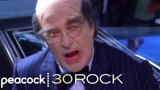 30 Rock - Jack Is An Evil Villain