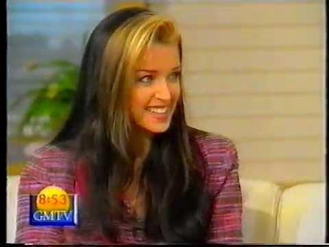 Dannii : Interview - GMTV - 7/'93.