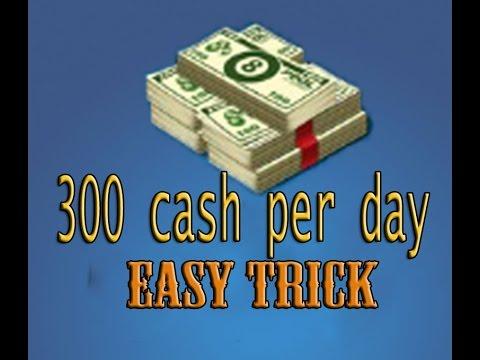 Legal Cash Trick EverLasting - 8 Ball Pool