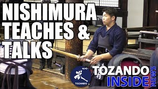 Rensei Taikai 2 - Nishimura Teaches & Talks - Tozando Inside News #16
