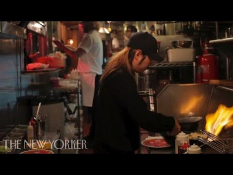 Make A Day with Danny Bowien of Mission Chinese - The New Yorker Pics