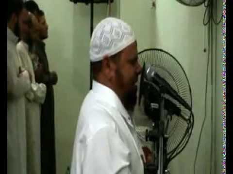 Beautiful recitation by sheikh Abdullah kamal