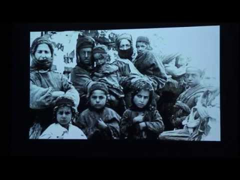 Reinhard Lorenz- Memory of the Armenian genocide and Reconciliation b/w Germany and Poland