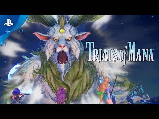 Trials of Mana (видео)