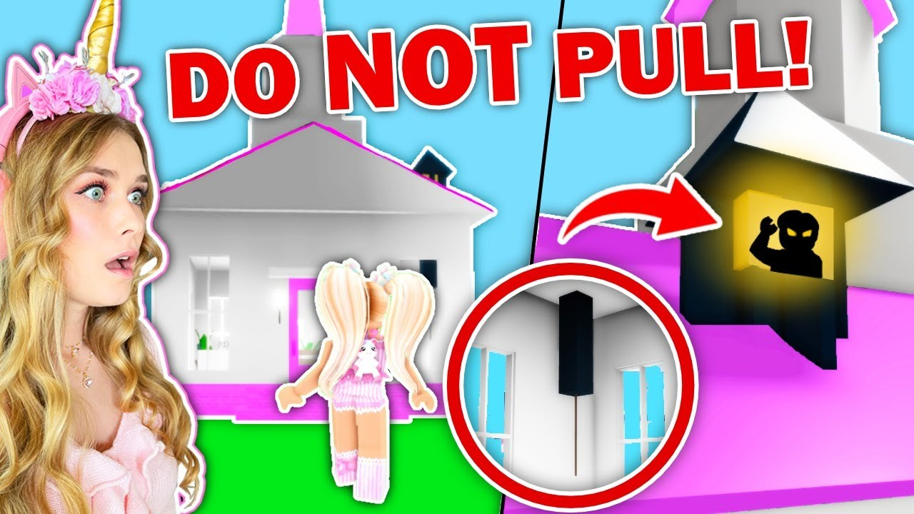 DO NOT RING The BELL At The CHURCH In Brookhaven Or This Will Happen.. (Roblox)